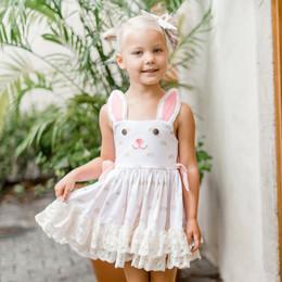 Be Girl Clothing        Bunny Winks Bess Bunny Dress
