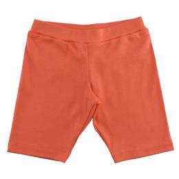 Lemon Loves Lime  Perfect Bike Shorts - Fusion Coral