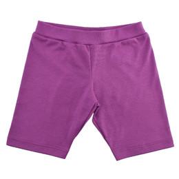 Lemon Loves Lime  Perfect Bike Shorts - Striking Purple