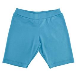 Lemon Loves Lime  Perfect Bike Shorts - Scuba Blue