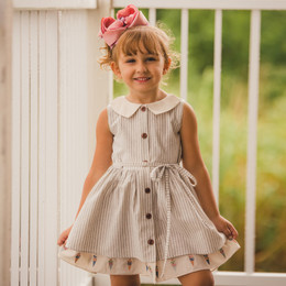 Evie's Closet  Ice Cream Delight Dress