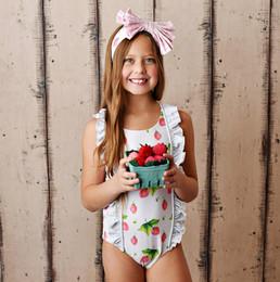 Swoon Baby by Serendipity  Strawberry Fields 1pc Swimmy