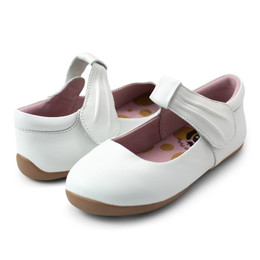 Livie & Luca   Windsor Shoes - White (Spring 2021)