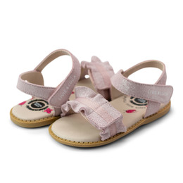 Livie & Luca    Ripple Sandals - Light Pink Shimmer (Summer 2021)