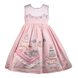 Cotton Kids  Tea Party Dress