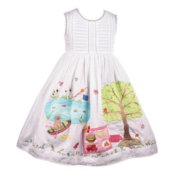 Cotton Kids  Picnic Dress
