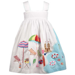 Cotton Kids  Beach Dress