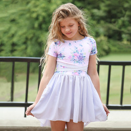 Be Girl Clothing        Lilac Dreams Regina Dress