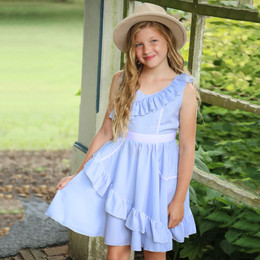 Be Girl Clothing        Lilac Dreams Juliette Dress