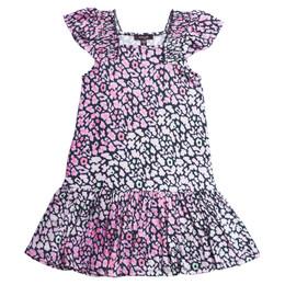 Imoga       Sophie Printed Jersey Dress - Safari