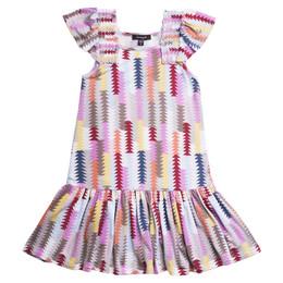 Imoga       Sophie Printed Jersey Dress - Santa Fe