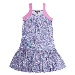 Imoga       Sydney Printed Jersey Dress - Savanna