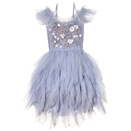 Tutu Du Monde   Oh The Places You'll Go Antibes Tutu Dress - Bluebell