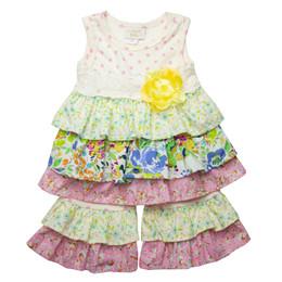 Haute Baby    Daisy Bloom 2pc Swing Set