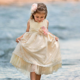 Frilly Frocks  Dorothy Hi-Lo Dress