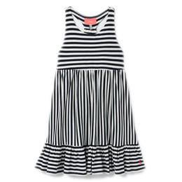 Joules Juno Knit Dress - Navy Stripes