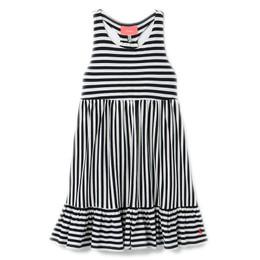 Joules Juno Knit Dress - Navy Stripes