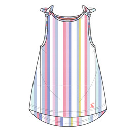 Joules Juno Iris Knit Top - Multi Stripe