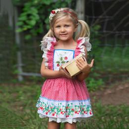 Be Girl Clothing            Sweet Summertime Opal Dress