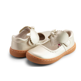 Livie & Luca   Knotty Shoes - Champagne (Spring 2021)