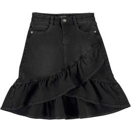 Molo        Belinda Denim Skirt - Black