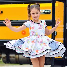 Be Girl Clothing             Back To School Suzanna Dress