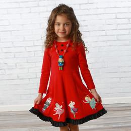 Lemon Loves Lime       The Nutcracker Show Dress - True Red