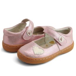 Livie & Luca     Caramella Shoes - Rose Shimmer (Fall 2021)