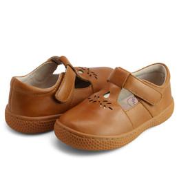 Livie & Luca     Classic Prim Shoes - Toffee (Fall 2021)