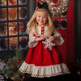 Frilly Frocks    Noella Dress **PRE-ORDER**