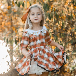Be Girl Clothing            Color Me Rustic Quinn Dress **PRE-ORDER**
