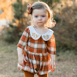 Be Girl Clothing               Color Me Rustic Aubrey Bubble Romper
