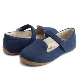 Livie & Luca     Cadenza Shoes - Navy (Fall 2021)