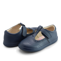 Livie & Luca     Amica Shoes - Navy (Fall 2021) **PRE-ORDER**
