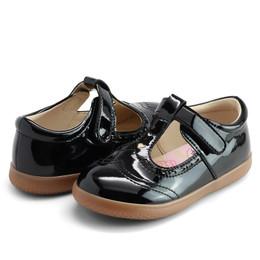 Livie & Luca     Amica Shoes - Black Patent (Winter 2021)
