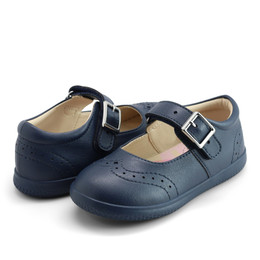 Livie & Luca     Libra Shoes - Navy (Fall 2021) **PRE-ORDER**
