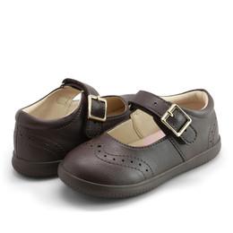Livie & Luca     Libra Shoes - Mocha (Fall 2021)