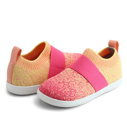 Livie & Luca     Lynx Shoes - Pink Ombre (Fall 2021) **PRE-ORDER**