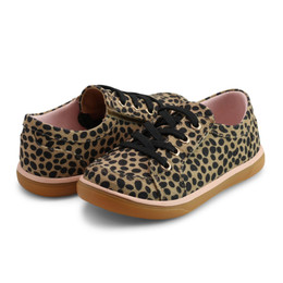 Livie & Luca     Reeve Shoes - Spotted Caramel (Fall 2021) **PRE-ORDER**