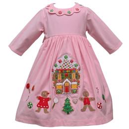 Cotton Kids   Gingerbread Corduroy Dress **PRE-ORDER**