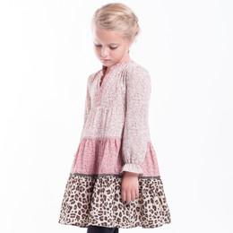 Imoga        Stella Printed Tiered Dress - Multi
