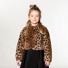 Deux Par Deux      Chic Leopard Faux Fur Cropped Jacket **PRE-ORDER**
