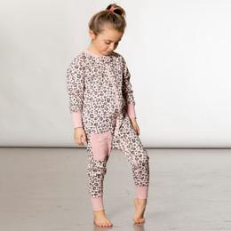 Deux Par Deux      In Your Dreams 1pc Organic Cotton Leopard Printed Pajama **PRE-ORDER**