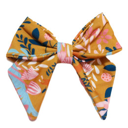 Be Girl Clothing              Harvest Moon Classic Bow **PRE-ORDER**