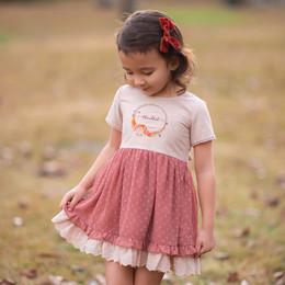 Evie's Closet         Thankful Dress