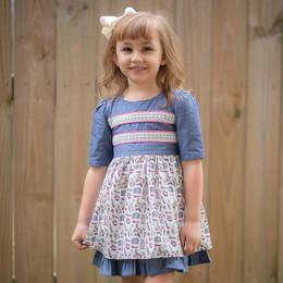 Evie's Closet         Around The World Dress