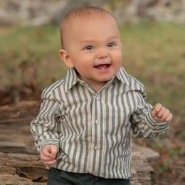 Evie's Closet         Louisiana Harvest Boy's Shirt