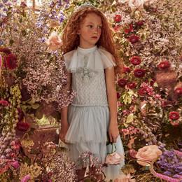 Tutu Du Monde    Avant Gardens Sea Holly Tutu Dress - Icicle