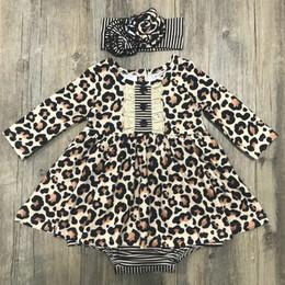 Serendipity Clothing   Paris Chic 2pc Leopard Bubble Dress & Headband **PRE-ORDER**