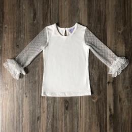 Serendipity Clothing   Mesh Sleeve Top - Cream **PRE-ORDER**